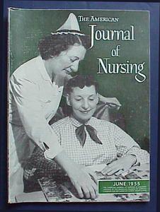 June 1955 American Journal of Nursing