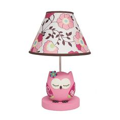 "Jennifer Gaines Baby Registry  Lainey Lamp with Shade - Peanut Shell - Babies ""R"" Us"