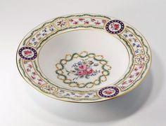 Check out Haviland Limoges France LOUVECIENNES Soup Bowl Plate on #eBay #limoges #haviland #porcelain #france #madeinfrance #Louveciennes #tableware #replacements #soupbowl #soupplate #plate #tabledecor #roses #dining #luxurygoods