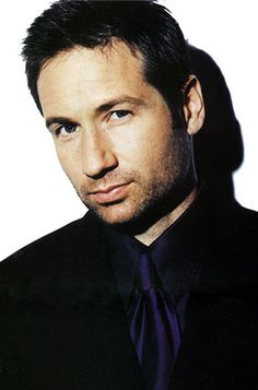 David Duchovny as Fox Mulder in The X-Files