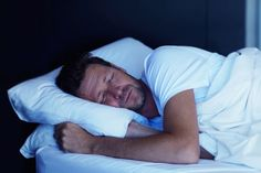 Sleep in a different bedroom and relax one hour before going to bed/sleeping. (Tips on how to get out of depression.)