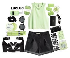 """""""Pistachio"""" by bunnylover208 ❤ liked on Polyvore"""