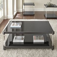 15 Best Silver Coffee Table Images Silver Coffee Table Living