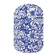 I would wear the Decorative Cobalt nail wraps by Jamberry Nails because the pattern reminds me of all the wild plants and flowers that are in Venezuela.  Plus, Blue is my favorite color!