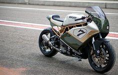 Deep Creek Cycleworks: Ducati 900 SS Distinto   MaxxMoto