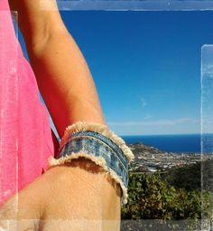 Bracelet Jeans - Denimbijoux.com