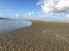 Les plus courageux iront à babord pour rejoindre Deauville ou Honfleur à tribord. 1h30 de marche sur le sable, vous prendrez un bon bol d'air marin.
