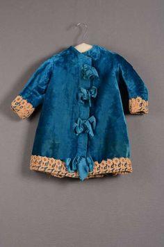Child's coat, c. 1883. Centraal Museum Utrecht.