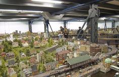 Miniatur Wunderland - The world's largest model train set