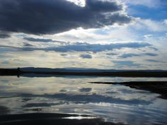 #PotentialistCanada - Trip Purpose 1: Improve my photography skills - Before sunset in Mongolia