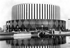 Dresden, Filmtheater, Prager Strasse, 1974