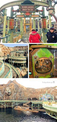 Tokyo Disney Sea: Part 3