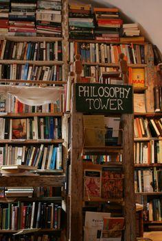 Atlantis Books, Oia, Santorini, Greece (Photo by SandorJ)