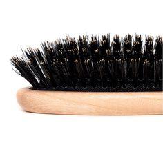 ZOOM en nuestro Cepillo Tek de cerdas de jabalí 100% naturales 🔍 Bobby Pins, Hair Accessories, Beauty, Brushes, Piglets, Hairpin, Cosmetology, Hair Pins, Hair Barrettes
