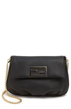 2ec379ac648b Fendi  Fendista  Pouchette Crossbody Bag