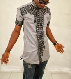Ankara Top For Men - DeZango Fashion Zone