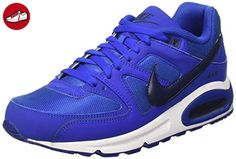 Nike Herren Air Max Command Sneakers, Blau (448 Game Royal/Midnight Navy-White), 42.5 EU - Nike schuhe (*Partner-Link)