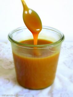 Rezepte mit Herz ♥: Salted Caramel Sauce - meine Version