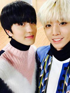 ⤴× kthpgs × I kpop I SF9 - CHANI & HWIYOUNG