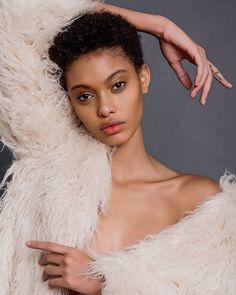 samile bermannelli @ mega model brazil