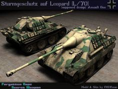 Sturmgeschütz auf Leopard