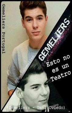 Esto no es un teatro (Gemeliers - Dani Oviedo) - Capítulo 6 Junto con la portada nueva viene también un personaje.