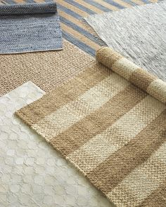 Gingham Jute RugGingham Jute Rug
