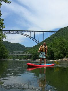 ACE SUP New River by ACE Adventure Resort1, via Flickr