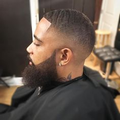 Bald Fade ... #waded #thewhairloft #yourbarberconnect #dmv #dc #la #barbershop #barbersinctv #barbersinctv #barbershopconnect #barberlife #beards #beardgang #blackmenwithbeards #thebarberpost #nastybarbers #barberlessons #barbershopconnectuk