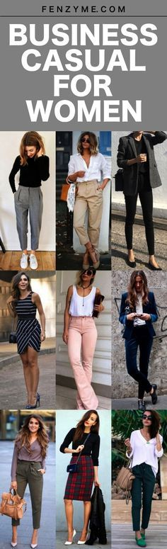 70 Voguish Business Casual For Women, Summer 2018