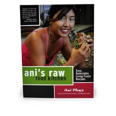 I love this raw recipe book! Ani is awesome!!