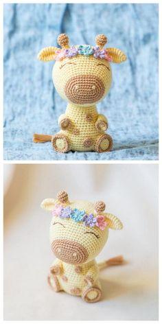 Crochet Patterns Amigurumi, Crochet Blanket Patterns, Amigurumi Doll, Crochet Toys, Love Crochet, Crochet For Kids, Crochet Baby, Crochet Animals, Yarn Crafts