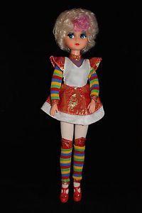 Otto-Simon-FLEUR-pink-haired-doll-1004-COLOUR-STAR-Dutch-Sindy-80s