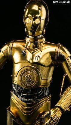 Star Wars: C-3PO und R2-D2, Statuen / Premium Format Figuren ... https://spaceart.de/produkte/sw116.php