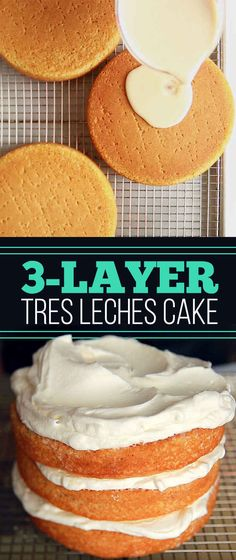 This Tres Leches Cake Is The Most Godamned Delicious Thing Ever