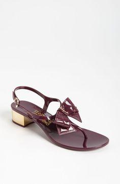 92f306acdfe Salvatore Ferragamo  Sunshine  Sandal available at  Nordstrom Salvatore  Ferragamo Shoes