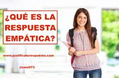 Respuesta empática Conte, Mexico, Life, Women, Messages, Frases, Blue Prints, Emotional Intelligence, Woman