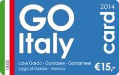 Koop vandaag nog de Go Italy Card voor maar € 15!!