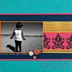 Cardstock-Only Scrapbook Pages...Use the most basic scrapbooking supply in your stash to create perfect layouts.
