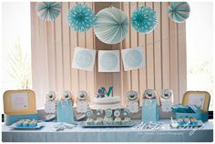 Elephant Themed Party For Baby Max's Naming Day!