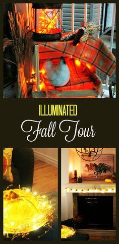 Fall Home Tour, fall