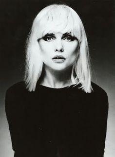 Debbie Harry #blondie #style #music