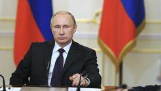 Venäjän presidentti Vladimir Putin käyttäytyy kuin 1900-luvun puolivälin tyranni, sanoo Britannian ...