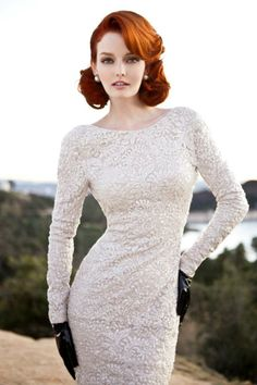 Lydia Hearst in Abed Mahfouz Ready-to-wear Spring/Summer 2011