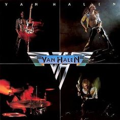 Feb. 10. 2018 - On This Day In 1978, The Van Halen Album Was Released!  I used a Shure 57 microphone and my famous stock 100 watt Marshall through my variac down to 89 volts and a 4X12 slant cabinet to record the whole record.