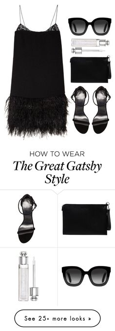 Designer Clothes, Shoes & Bags for Women Great Gatsby Fashion, 20s Fashion, The Great Gatsby, How To Wear Heels, Gatsby Style, Malene Birger, Salvatore Ferragamo, Stuart Weitzman, Gucci