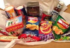 British food products  ~ ♥ #england #britain #uk
