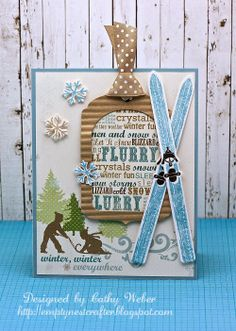 Empty Nest Christmas Card Ideas : empty, christmas, ideas, Four-of-a-Kind, Ideas, Cards,, Kindness,, Fusion