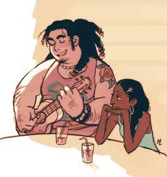 maariamph: Giant hairy hippie Steven is best Steven