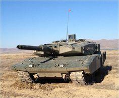 ASELSAN Leopard-2NG